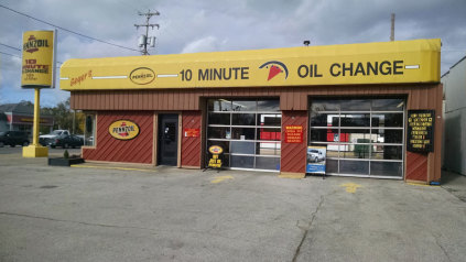 10 Minute Oil Change in Saginaw, MI